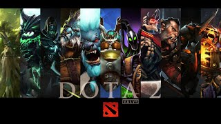 Dota 2 live | rank plays