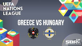 Greece vs Hungary | UEFA Nations League | Match Predictions