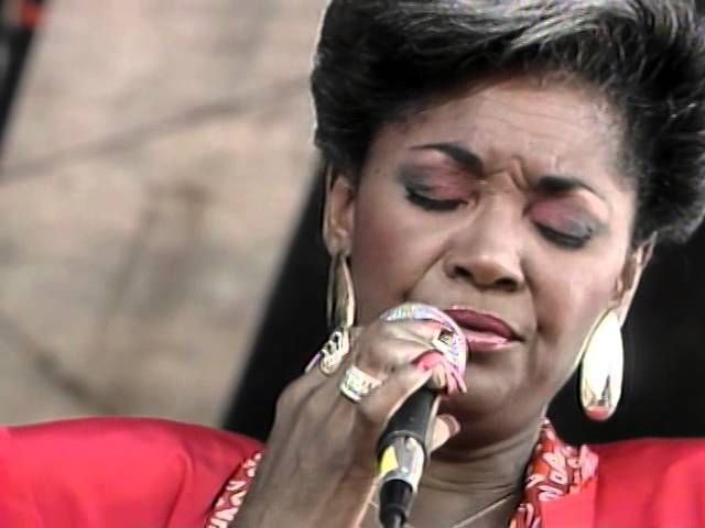 Nancy Wilson | Guess Who I Saw Today | Newport Jazz Festival (Official)