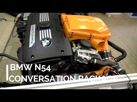 BMW N54 BiTurbo Conversion Package - Awron