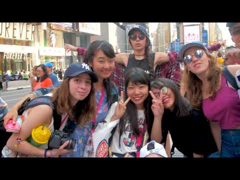 EF Challenge 2017 Winner from Vietnam ‒ Clover