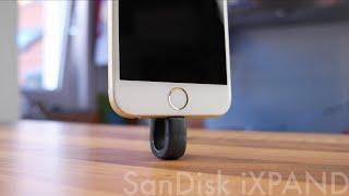 mqdefault - [Amazon.de] SanDisk iXpand 32 GB Flash-Laufwerk Apple MFi-zertifiziert für nur 33€ *PRIME*