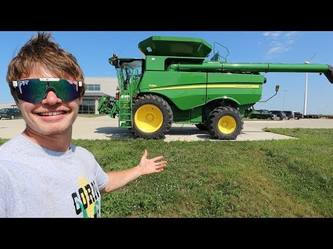 $1,000,000+ Farm Equipment Tour