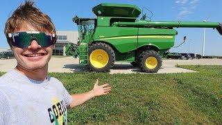 $1,000,000+ Farm Equipment Tour