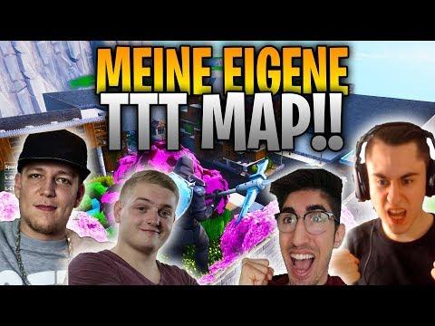 MEINE TTT MAP ft. Monte Steel Trymacs und Co.