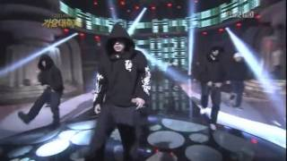 111230 2PM - Electricity ღ Hands Up Hip Hop Ver [KBS Gayo Daejun]