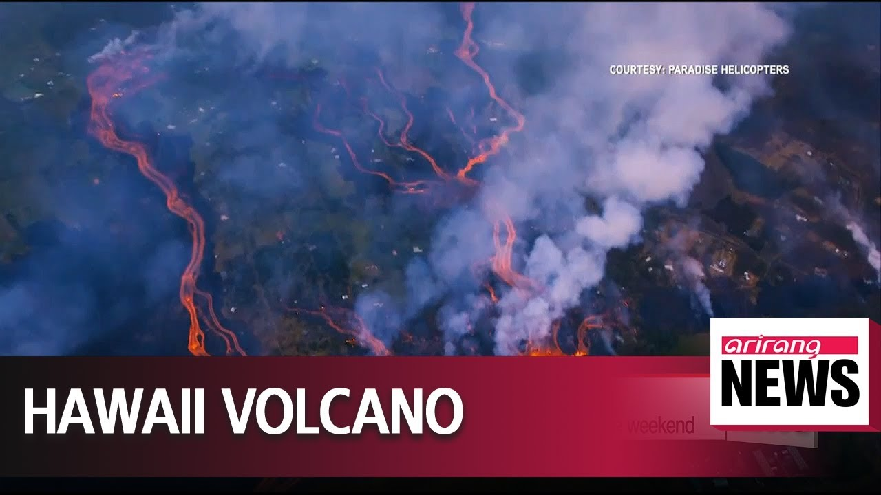 Hawaii volcano erupts anew, spews huge plume of ash into sky