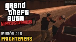 GTA Liberty City Stories - Misión #18 - Frighteners (Español / Sin Comentario - PCSX2)