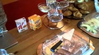 Best Western Centurion Hotel breakfast buffet
