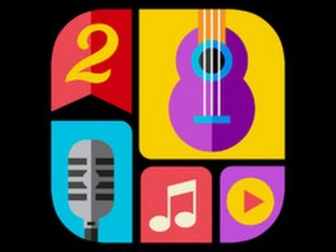 Icon Pop Song 2 - Level 1 Answers