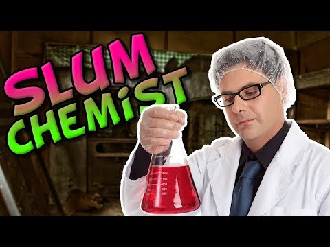THE CHEMIST - Mixing substances for fun and profit! Making Chemicals Quick Look!
