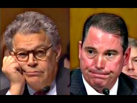 "Thumbnail: Al Franken BAFFLED by BIG Pharma CEO ignorance ""your answer is ABSURD"""
