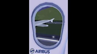 ROBLOX As Real As It Gets Airbus A321 (MUST WATCH)