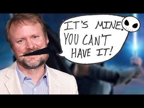 Rian Johnson admits THE LAST JEDI is only for him