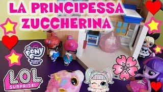 Baixar LA FAVOLA DEGLI UNICORNI: La principessa Zuccherina. LOL SURPRISE + MLP FavoLOL by Lara e Babou