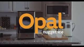 FirstBuild Opal Nugget Ice Maker Lemonade 30