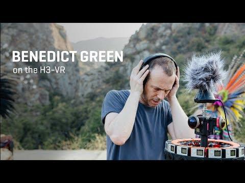 Zoom H3-VR | Benedict Green