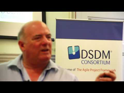 The Business Analyst in the DSDM Agile Project Framework by Vic Page