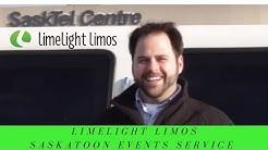 Saskatoon Limos | Limelight Limos Saskatoon Events