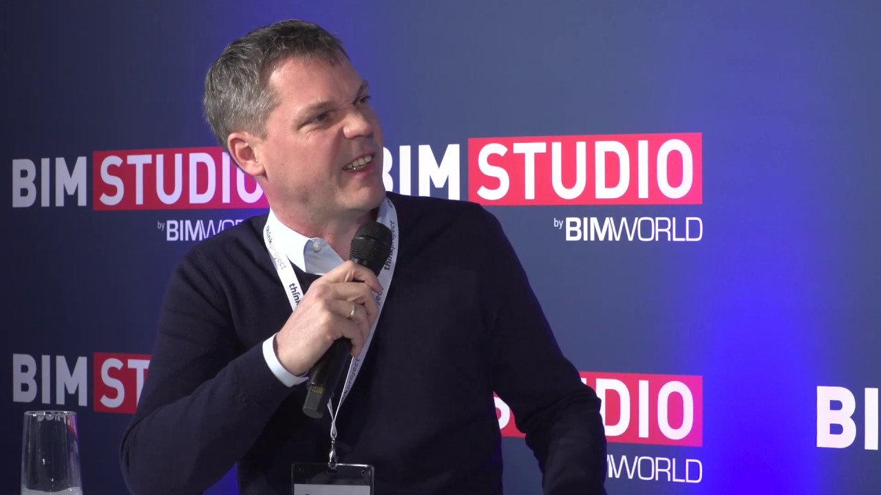 BIM World Munich 2019 Interview Think project! GmbH
