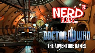 Nerd³ Plays... Doctor Who: The Gunpowder Plot