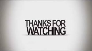 TOP10 INTRO: THANKS FOR WATCHING