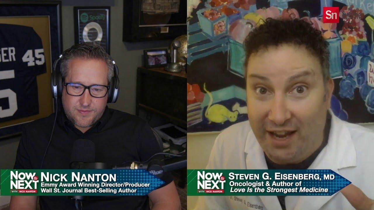 Now to Next with Nick Nanton Feat. Dr. Steven Eisenberg