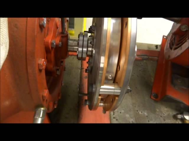 Magnadrive Coupling Installation
