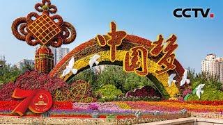 [人民欢歌]北京 长安街:见证历史 放眼未来| CCTV
