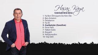 Hasan Kaya - Gurbet  im  Zavallim   Resimi