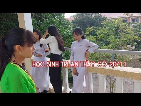 Không khí buổi sáng ngày 20-11-2020 tại trường Lê Trung Kiên, Phú Yên | Thầy Tân TD.