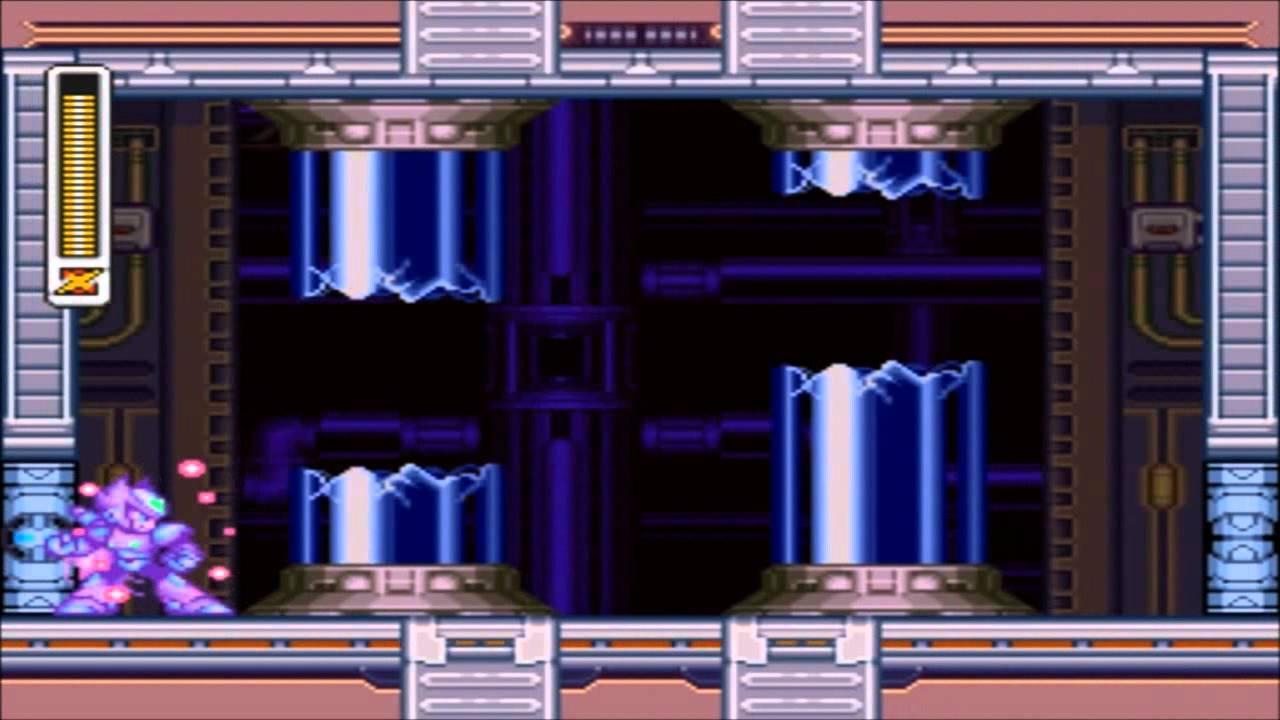 Megaman X3 Mod Nightmare Zero