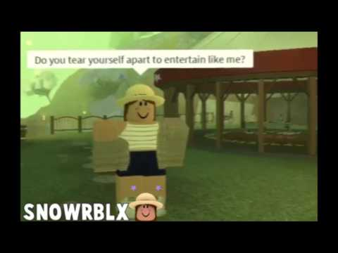 Gasoline Hasley Roblox Music Video