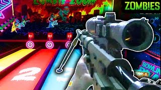 ZOMBIES IN SPACELAND - 30 MINUTES OF GAMEPLAY! Official CoD Infinite Warfare Zombies Gameplay Reveal