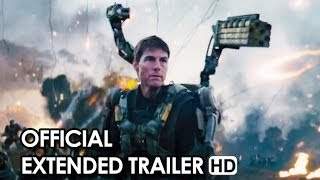 Repeat youtube video Edge Of Tomorrow Official Extended Trailer #3 (2014) HD
