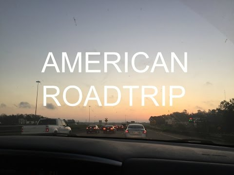 American Road Trip (GoPro): Nashville, New Orleans, Memphis, St. Louis and Chicago