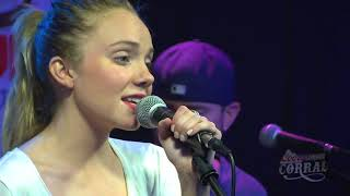 Danielle Bradbery Live in the Coors Light Corral