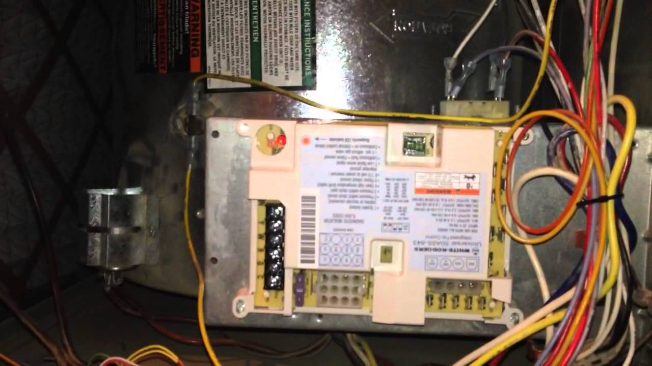 maxresdefault part 2 trane circuit board replace youtube white rodgers 50a50 472 wiring diagram at virtualis.co