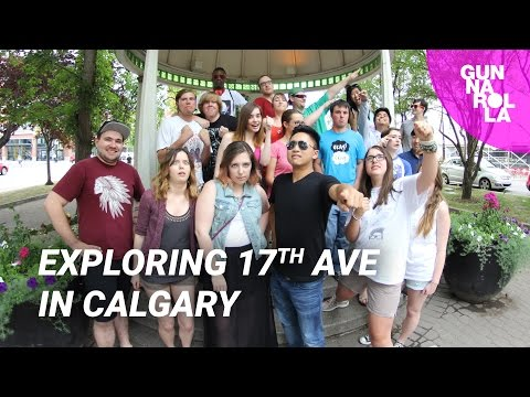 Where To Eat In Calgary: 17th Ave