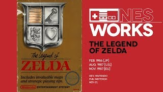 The Legend of Zelda retrospective: The gold standard | NES Works #047
