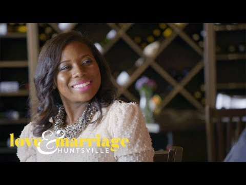 Latisha's Exciting Career News Leaves Marsau Speechless | Love and Marriage: Huntsville | OWN