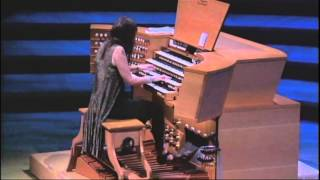 """Freedom Op.12"" Carol Williams - Walt Disney Concert Hall Organ"