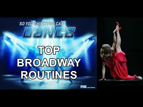 Top Broadway Routines