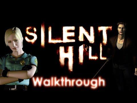 Silent Hill Walkthrough - Hard Difficulty - Good+ Ending [Longplay]