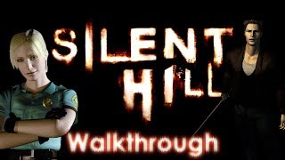 connectYoutube - Silent Hill Walkthrough - Hard Difficulty - Good+ Ending [Longplay]