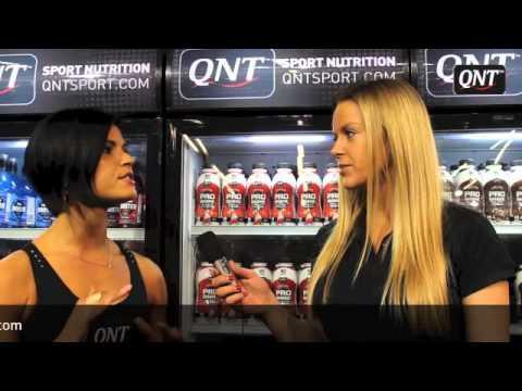 Melissa Strijdom - FIBO 2013 - official interview