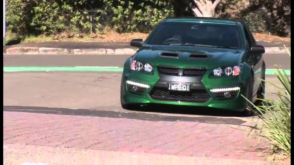 Holden HSV Walkinshaw Commodore 2010 | First Drive | Performance |  Drive com au