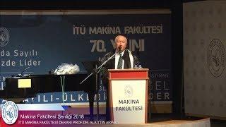 22. Geleneksel İTÜ Makina Fakültesi Şenliği 2018