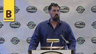 "Brownells, SOWW Partner to Raffle Matt ""Axe"" Axelson Tribute Rifle"