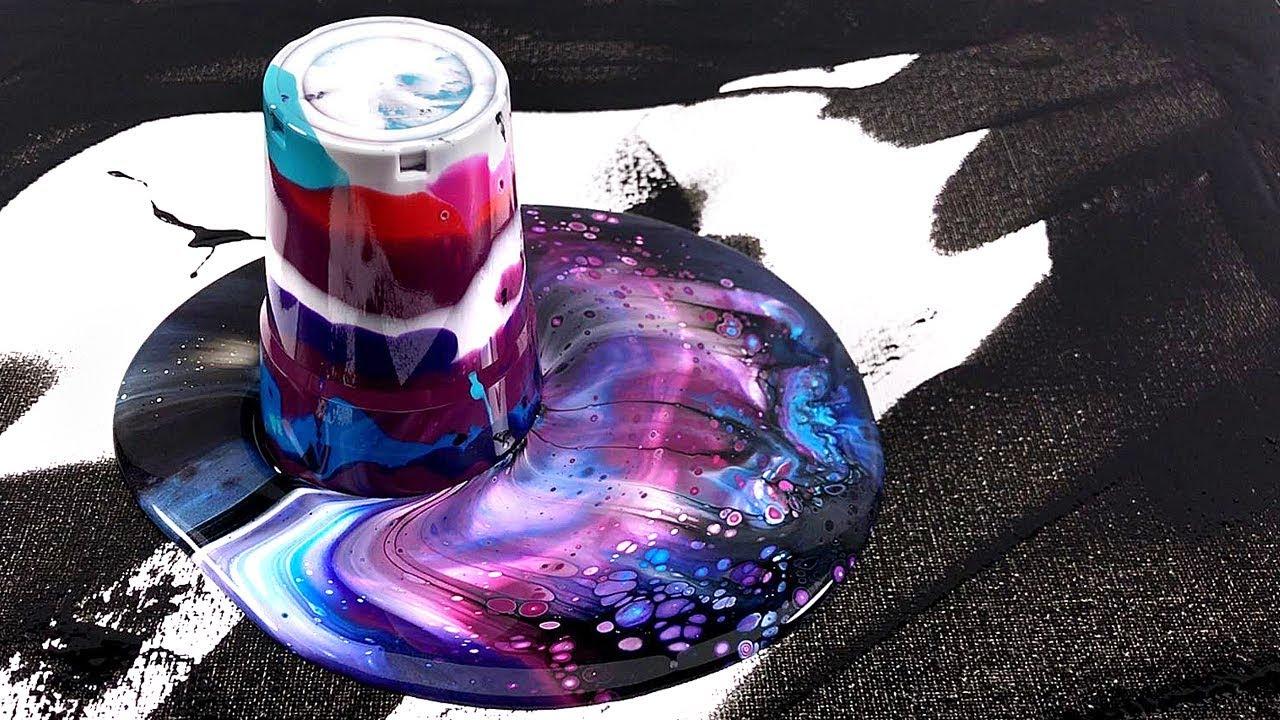 Incroyable  Mot-Clé How to Paint a Galaxy   Galaxy art